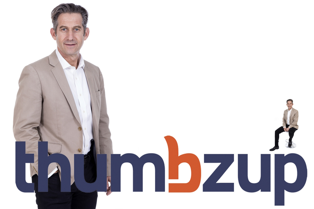 Thumbzup business profile shoot
